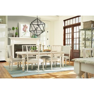Sunday Supper Table 9Pc Set