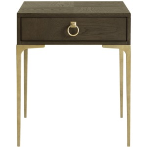 Soliloquy Drawer End Table