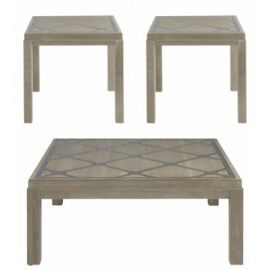 Griffin 3 PC Occasional Table Set