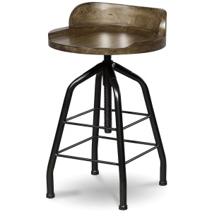 Curated Potter's Stool