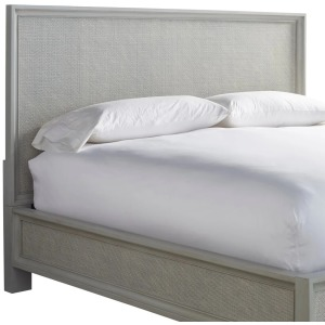 Summer Hill Queen Panel Headboard - French Gray