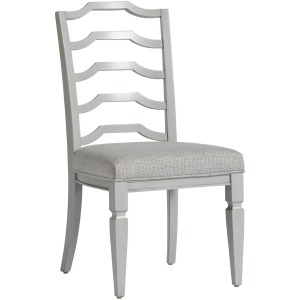 Summer Hill Ladder Back Side Chair - French Gray