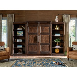 Traditions Park Hill Entertainment Wall Unit