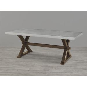 Berkeley 3  Flatiron Table