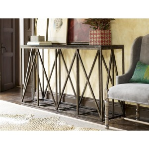 Authenticity Truss Console Table