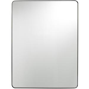 Modern Antique Mirror - Bronze