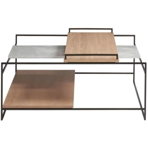 Modern Crawford Cocktail Table
