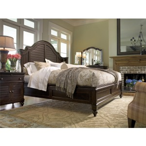 Paula Deen Home  Steel Magnolia Bed (King)