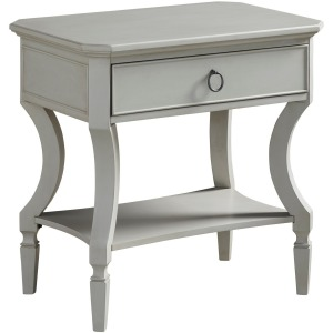 Summer Hill Night Table - French Gray