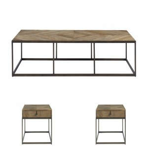 Langston 3PC Occasional Table Set