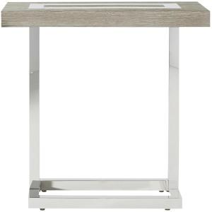 Modern Wyatt Chair Side Table