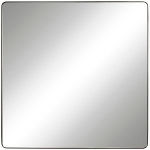 Modern Accent Mirror - Bronze