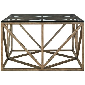 Curated Square Cocktail Table