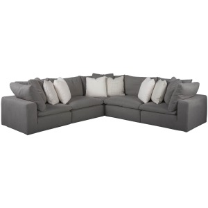 Curated Palmer 5 Piece Modular Sectional