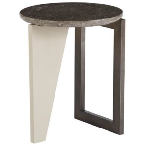 Kline Round End Table