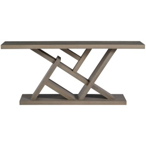 Curated Lumin Console Table