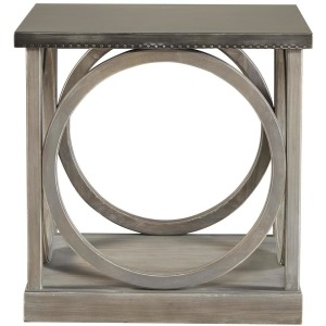 Curated Carlton End Table