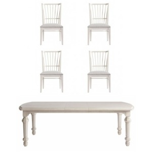 Cottage 5 PC Dining Set