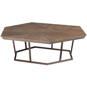 Curated Divergence Cocktail Table