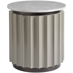 Nina Magon Rockwell Round End Table