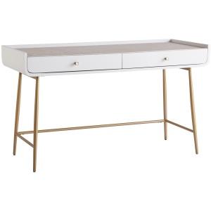 Love. Joy. Bliss.-Miranda Kerr Home Allure Vanity Desk