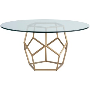 Love. Joy. Bliss.-Miranda Kerr Home Love Joy Bliss Round Dining Table