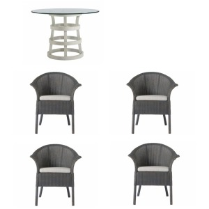 Escape-Coastal Living 5PC Dining Set