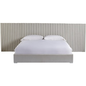 Modern Decker King Wall Bed with Panels