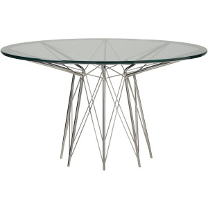 Modern Axel Round Dining Table