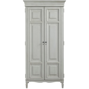Summer Hill - French Gray Tall Cabinet