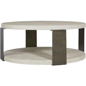Modern Wilder Round Cocktail Table