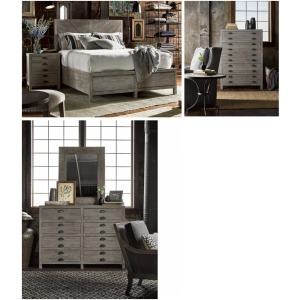 Curated King 5PC Bedroom Set