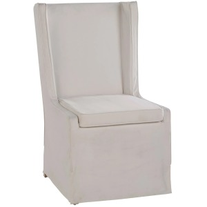 Getaway Upholstered Slip Cover Chair