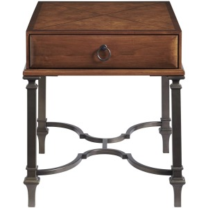 Traditions - Kingsbury End Table