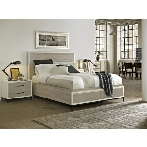 Curated Spencer Storage Bed (Queen)