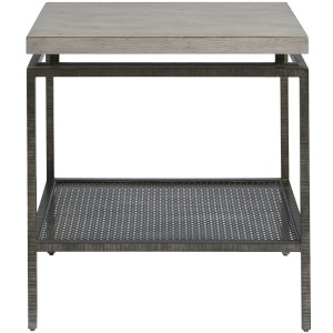 Curated Garrison End Table