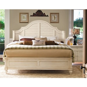 Steel Magnolia Bed, King King