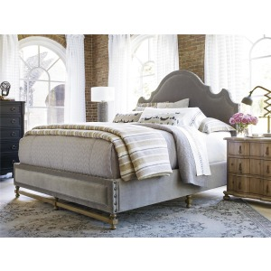 Authenticity Lyon Bed (Queen)