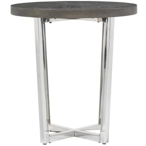 Curated Dorchester End Table