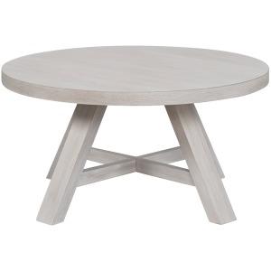 Modern Farmhouse Round Cocktail Table