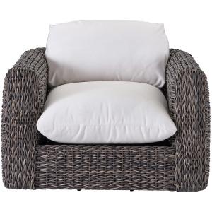 Coastal Living Montauk Swivel Lounge Chair