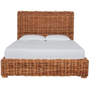 Getaway Coastal Living Home Elliot Key Woven Queen Bed