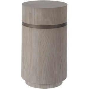 Modern Small Round End Table