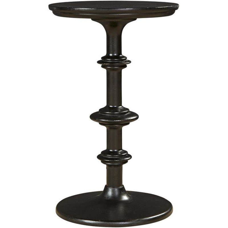 Authenticity Round Accent Table