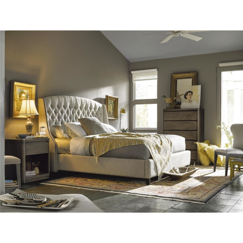 Curated Halston Bed (King)