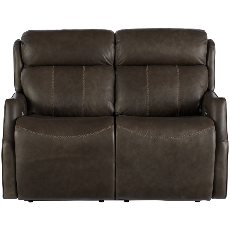 Watson Motion Loveseat - Silo with a white background