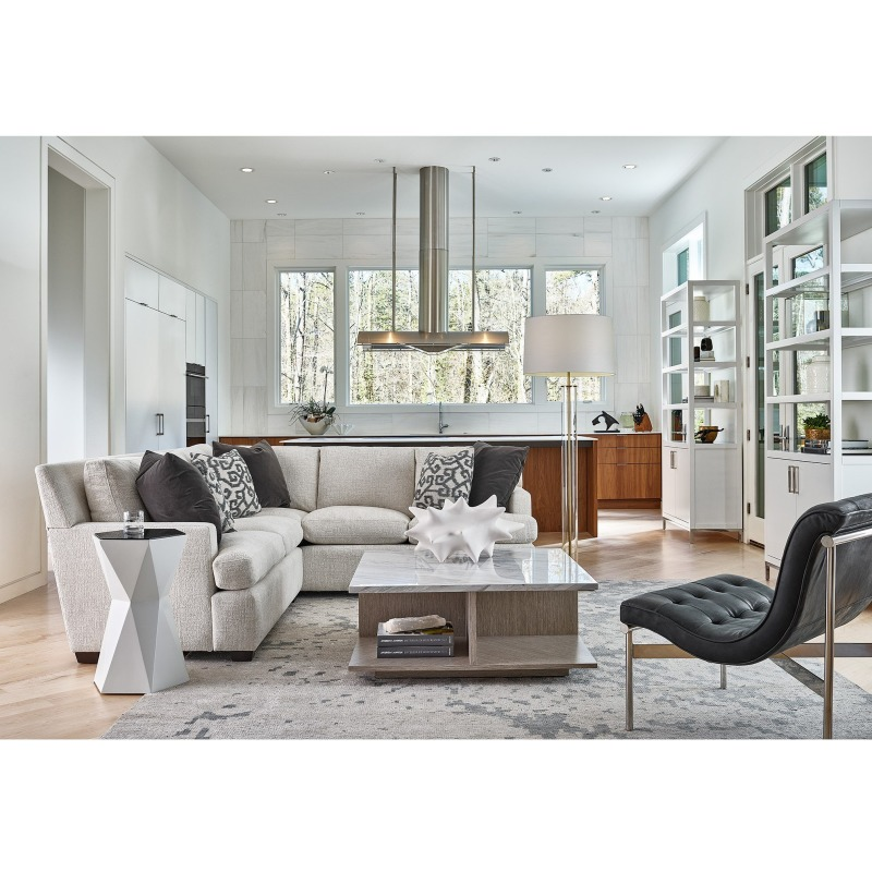 Whitley Cocktail Table - Multiple item room scene