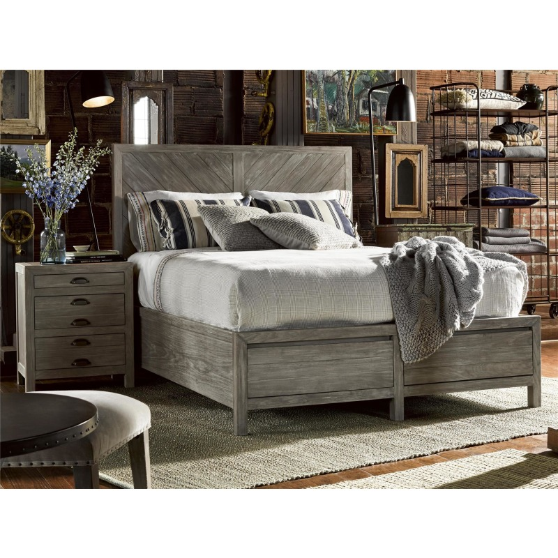 Curated King Bedroom Set By Universal Furniture Mall Of Kansas