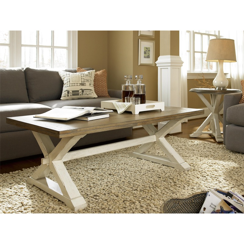Casual Dining and Accents Garden End Table
