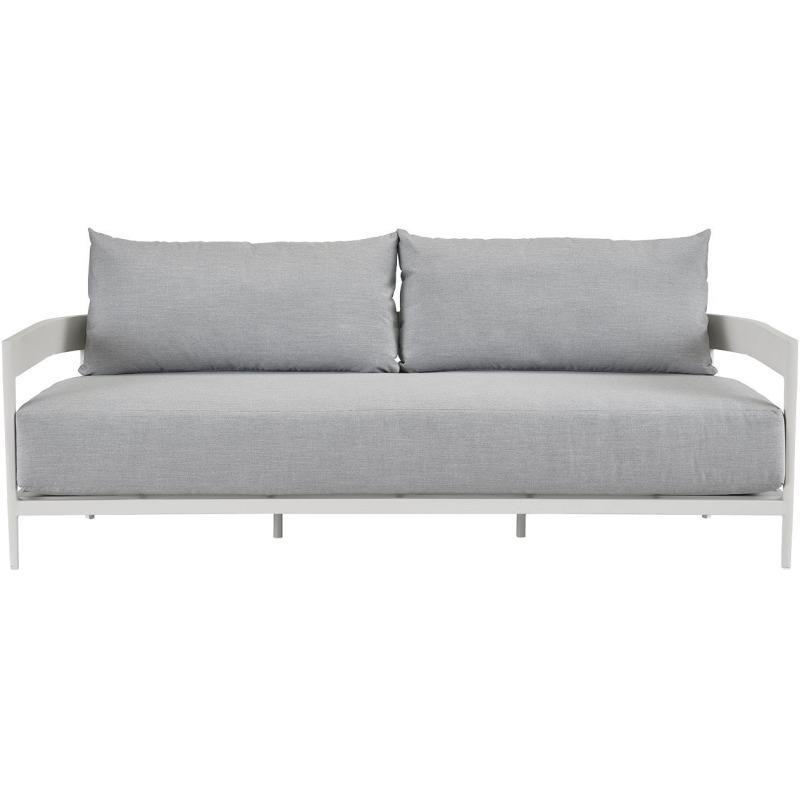 South Beach Sofa - Silo with a white background